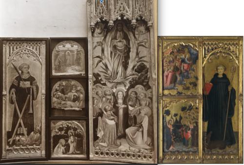 Peinture Espagnes Medievales